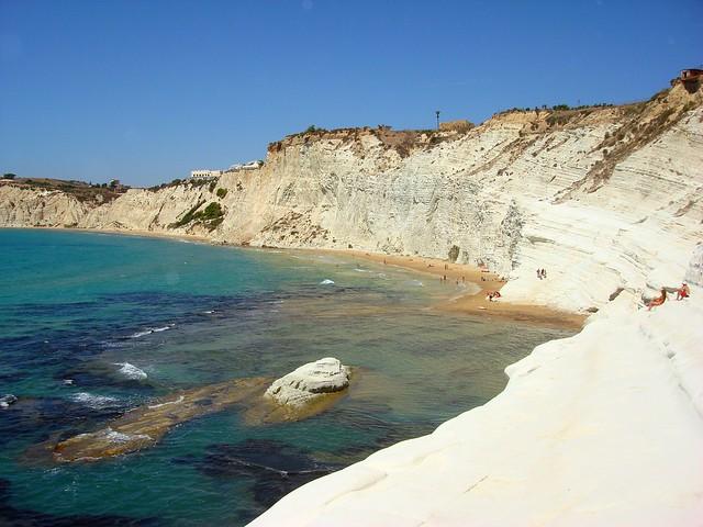 La scala dei Turchi Sicilia