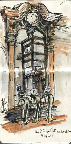 Prince Alfred Bar, London