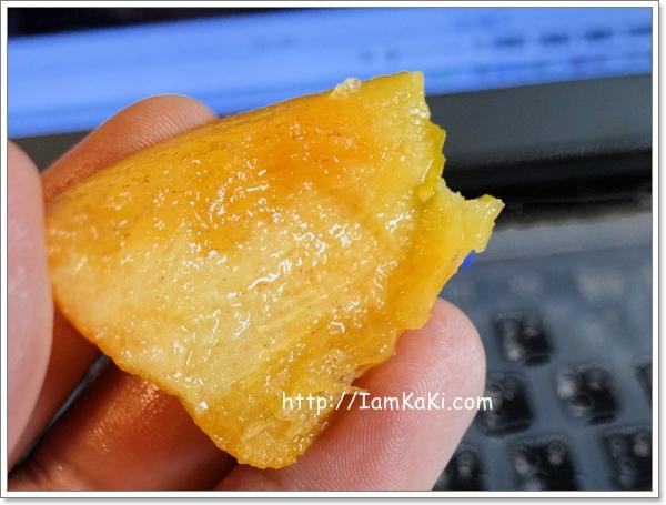 【限定品】2011 比黑屁屁更脆,味甘甜、又多汁的橘屁屁甜柿登場啦!
