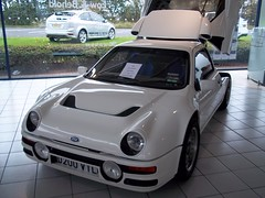 Ford RS200 (andrew_davison27) Tags: cars ford car d collectors reg item rare rs200