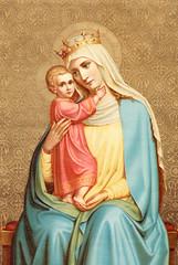 Maria 01 (CredoCast) Tags: church catholic christ maria mary jesus saints angels kerk christus engelen jezus heiligen katholiek katholieke defensio fidei
