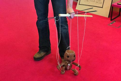 Sackboy Marionette