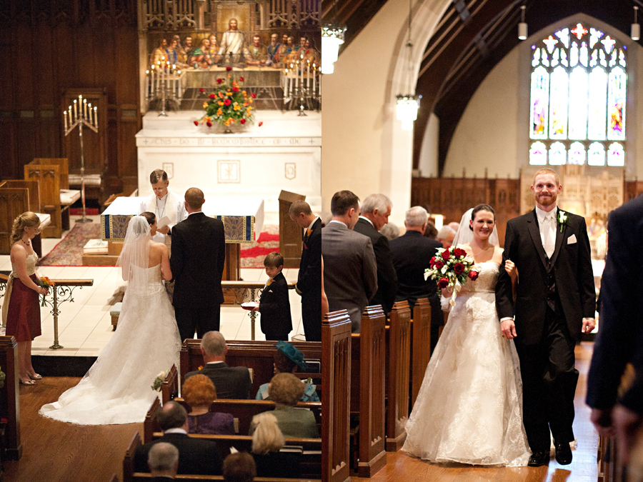 Jessica and Drake - Wedding