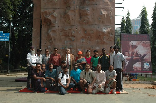 17th_South_Zone_Sports_Climbing_Competition_Organisers