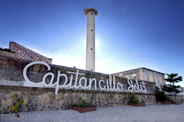 Capitancillo Islet