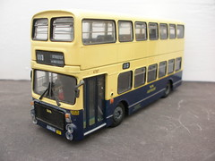 WMPTE Volvo - Ailsa with Alexander Body (JOV xxx P) (Dai W) Tags: bus volvo model abc ailsa alexander westmidlands diecast travelwestmidlands mids wmpte
