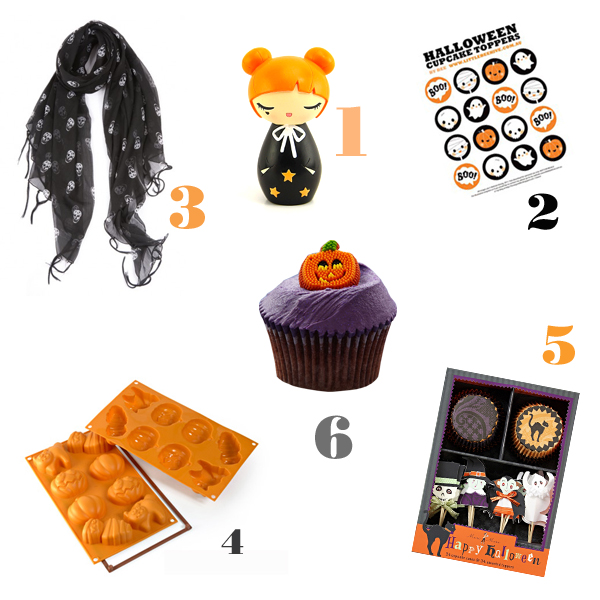 Simply girly Halloween