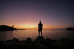 Sonnenuntergang auf den Florida Keys (Mampfred) Tags: usa strand america golf keys abend licht sand meer warm sonnenuntergang florida nacht sommer insel amerika sonne schatten chillen mexiko atlantik sehnsucht palmen sd relaxen erholung sden sdlich ozean umris wrme trumen ausspannen erholen inselgruppe
