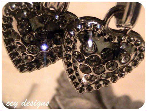precious love earrings