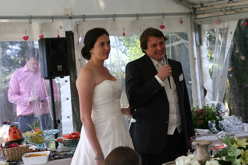 wedding - speach