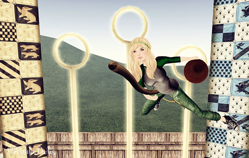 A Beautiful Day for Quidditch; Natalee