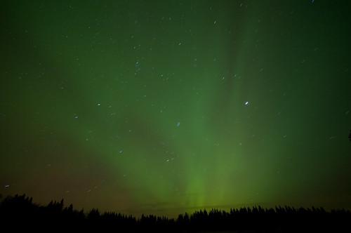 Elk Island Aurora