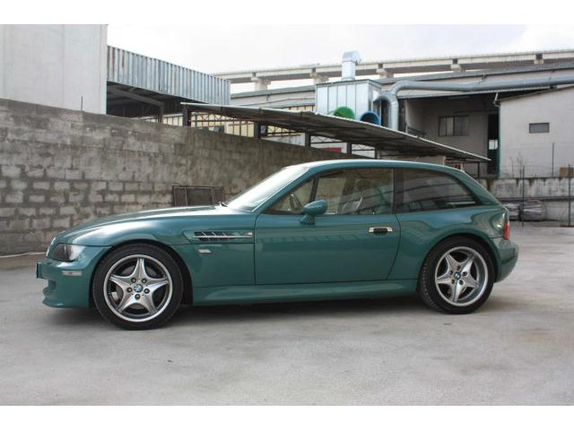 1999 M Coupe | Evergreen | Evergreen/Black