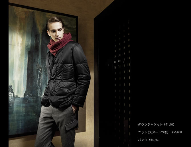 Walmir Birchler0090_LANVIN COLLECTION AW11 Catalog