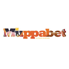The Muppabet (David Vordtriede) Tags: muppets disney jimhenson themuppets muppabet davidvordtriede stinkyham dwv74