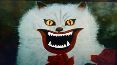 Hausu (House) 1977 (A.Currell) Tags: white house art film japan cat movie studio japanese dvd scary films evil surreal fluffy horror 1977 toho netflix janus hausu rerelease nobuhiko ohbayashi