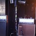Green Day, Guitar Amps and Guitars, Webster Hall Studio, 10/28/2011