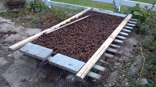 Dads Walnut Drying Rack 1
