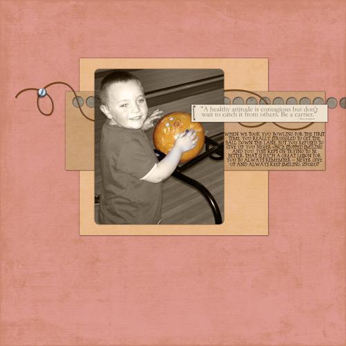 Lukas Bowling by Lukasmummy