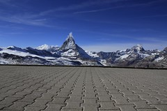Occupy Zermatt ? (L. A. Garchi) Tags: cloud alps tourism nature montagne alpes evolution gornergrat matterhorn alpen alpi sustainable cervin 3100 sviss philosophie durable occupy contactme svjc icloud indignados demokratur uswisi indigns evolutionratherthanrevolution occupyzermatt occupymatterhorn bergthe mountainla clicandpost noeditingphotoshoppicnic ucanbuymypicwithbitcoin  madeindemocracy