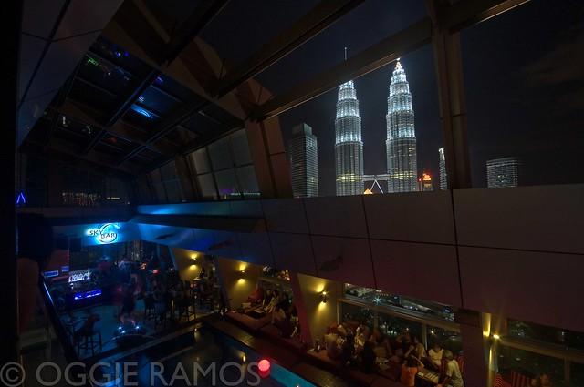 Malaysia - Skybar Loft View