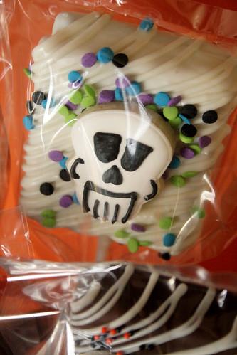 Skull S'more Pop.