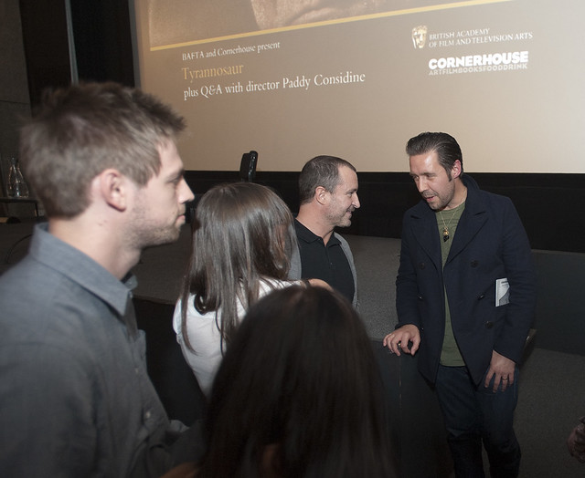 BAFTA Paddy Considine 30