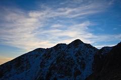 La Corvegia nella Sera (Roveclimb) Tags: shadow sky mountain alps darkness hiking top ombra cielo mountaineering summit alpinismo alpi montagna cima alpinism vetta sorico escursionismo sassocanale muncech altolario geralario montemezzo corvegia