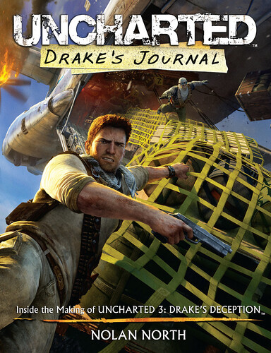 UNCHARTED: Drake's Journal by Nolan North
