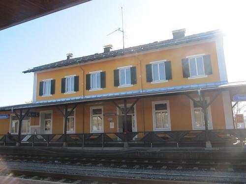 Bahnhof Deutschlandsberg