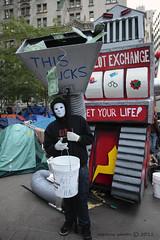 slot exchange     5322 (deanwgd608) Tags: nyc newyorkcity manhattan canonef24105mmf4lisusm canoneos5dmark2 occupywallstreet