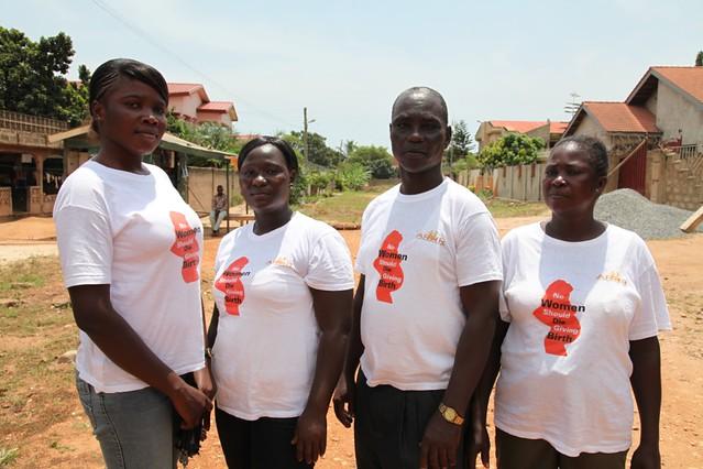 l'Alliance pour les Droits à la Santé Reproductive (ARHR)