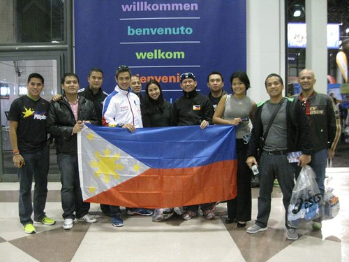 pinoy runners at NYCM