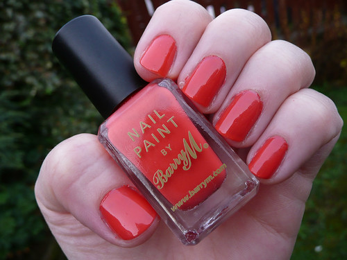 barry m coral