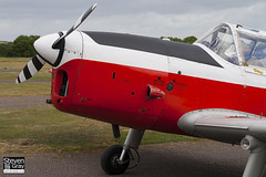 G-HAPY - WP803 - C1 0697 - Private - De Havilland DHC-1 Chipmunk 22 - Panshanger - 110522 - Steven Gray - IMG_4059