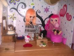 Lily y Kerrigan en adpcion