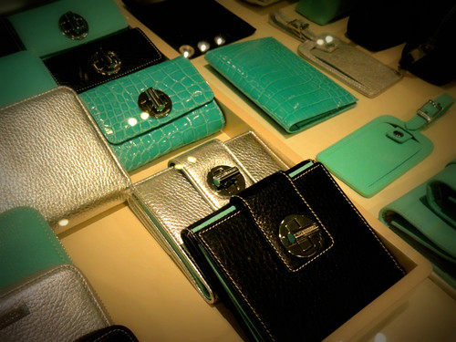 Tiffany & Co Leather Accessories