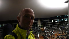 127th of 3rd 365: Home time (dumbledad) Tags: selfportrait me bike year3 day127 365days msrc