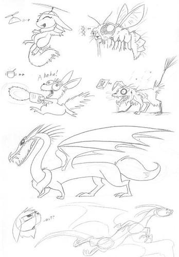 11.7.11 Sketchbook Pages