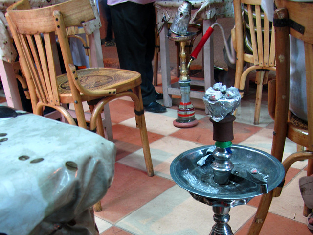 Sheesha in Egypt