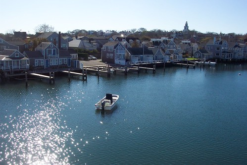 Nantucket Harbor by arthennessey