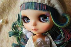 A-Dong's Custom Blythe doll No.57 *Miss Chrismas Tree* OOAK