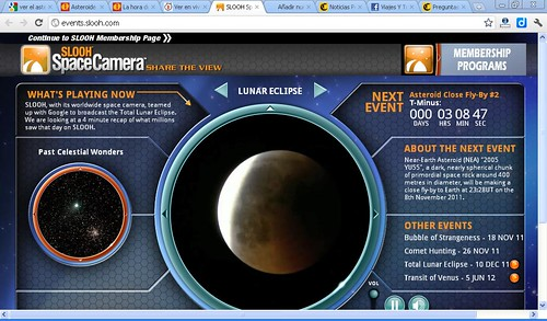 pagina asteroide