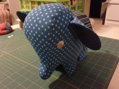 Elephant for Baby Lee