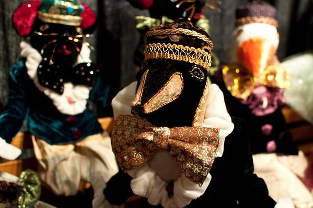 Toads World dolls