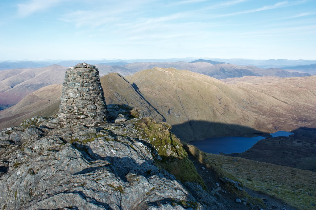 Summit of Ben Lawers