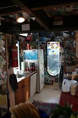 The kitchen (Vaughanoblapski!) Tags: kitchen wellington img homestay koromiko