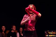 2011 11 05 - 6740 - Washington DC - 'Stache (thisisbossi) Tags: usa washingtondc dc dance nw unitedstates northwest stache adamsmorgan burlesque performances dcac dcartscenter