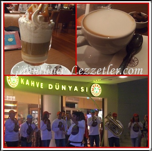 kahve dünyasıı