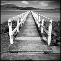 Rapaki Jetty (Explore) (Seriously People) Tags: fuji jetty hasselblad explore ilford acros lc29 503cx rapaki 60mmcf